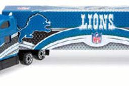 2008 Detroit Lions Tractor Trailer