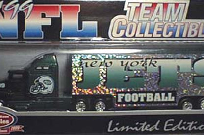 1999 New York Jets Tractor Trailer