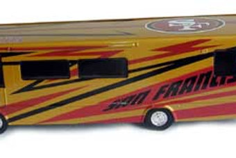 2004 San Francisco 49ers Winnebago