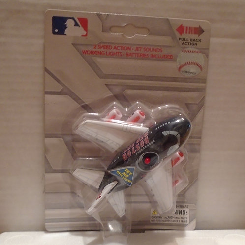 2012 Boston Red Sox Airplane