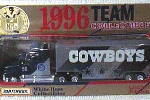 1996 Dallas Cowboys Tractor Trailer