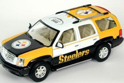 2002 Pittsburgh Steelers Cadillac Escalade