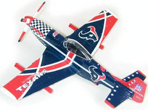 2003 Houston Texans P-51 Airplane