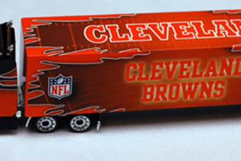 2009 Cleveland Browns Tractor Trailer
