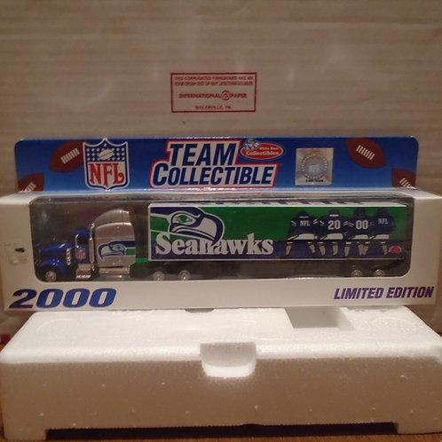 2000 Seattle Seahawks Tractor Trailer