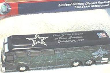 2001 Dallas Cowboys Ford Stadium Bus