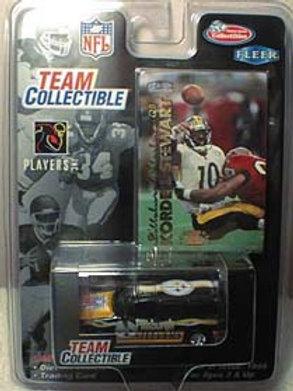 1999 Pittsburgh Steelers GMC Yukon w/ Kordell Stewart Card