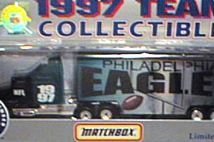 1997 Philadelphia Eagles Tractor Trailer