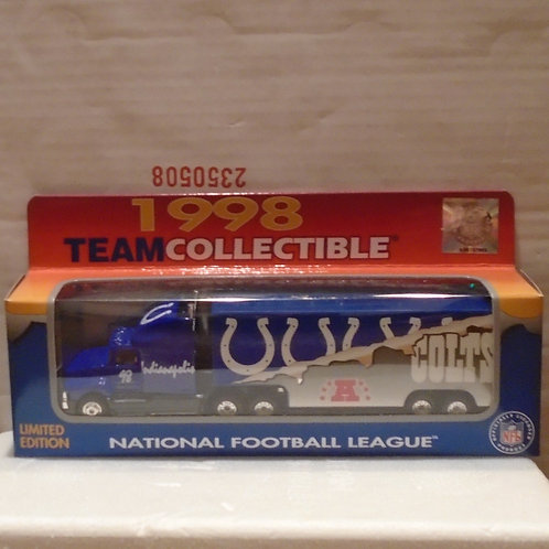 1998 Indianapolis Colts Tractor Trailer
