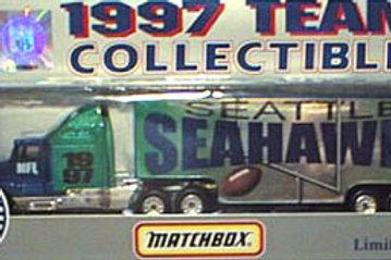 1997 Seattle Seahawks Tractor Trailer