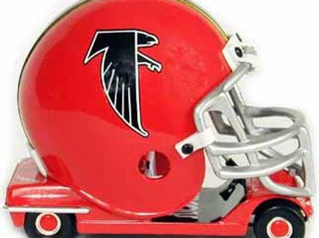 2004 Atlanta Falcons Vintage Logo Sideline Car