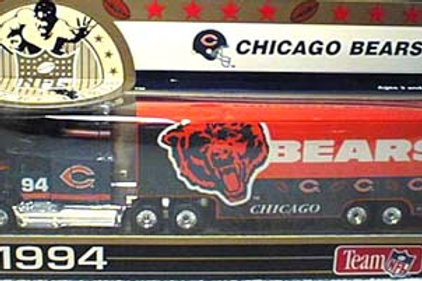 1994 Chicago Bears Tractor Trailer