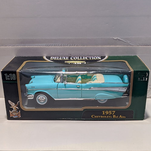1957 Chevrolet Bel Air Convertible (blue)