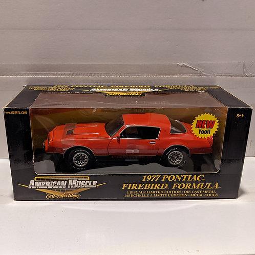 1977 Pontiac Firebird Formula (red)
