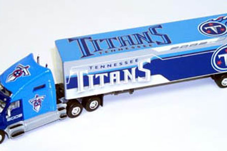 2002 Tennessee Titans Tractor Trailer