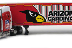 2005 Arizona Cardinals Tractor Trailer