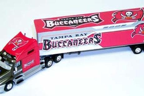 2002 Tampa Bay Buccaneers Tractor Trailer