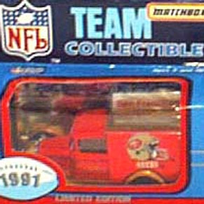 1991 San Francisco 49ers Milk Truck