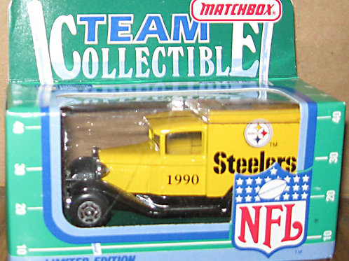 1990 Pittsburgh Steelers Milk Truck
