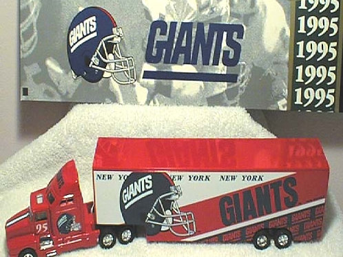 1995 New York Giants WRC Tractor Trailer