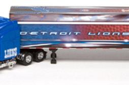 2007 Detroit Lions Tractor Trailer