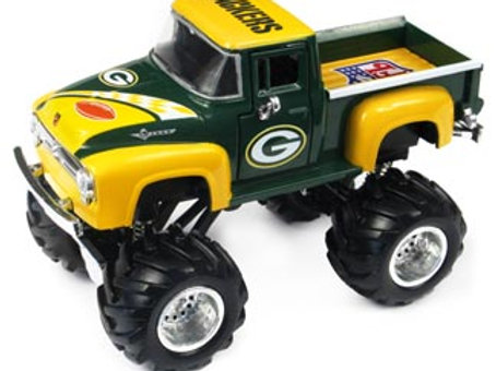 2005 Green Bay Packers Ford F-100 Monster Truck