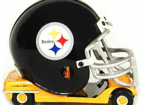 2004 Pittsburgh Steelers SideLine Car Vintage Logo
