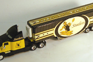2006 Pittsburgh Steelers Throwback Tractor Trailer