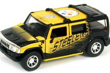 2004 Pittsburgh Steelers Hummer H2