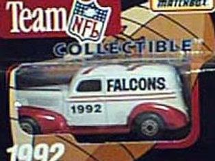 1992 Atlanta Falcons Delivery Van