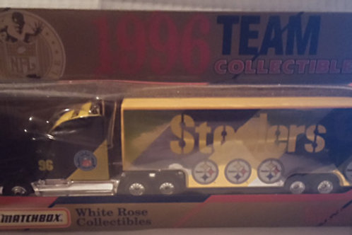 1996 Pittsburgh Steelers Tractor Trailer