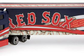 2008 Boston Red Sox Tractor Trailer