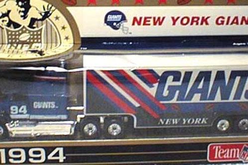 1994 New York Giants Tractor Trailer