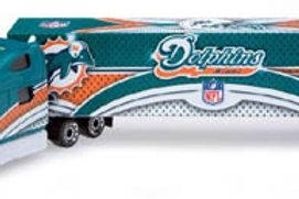 2008 Miami Dolphins Tractor Trailer