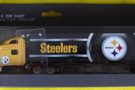 2013 Pittsburgh Steelers Tractor Trailer