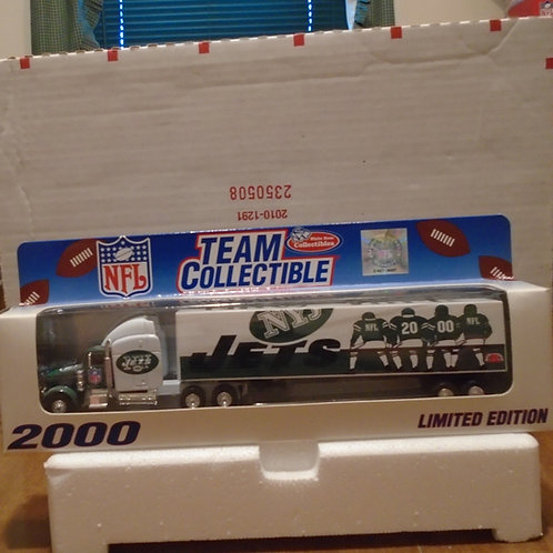 2000 New York Jets Tractor Trailer