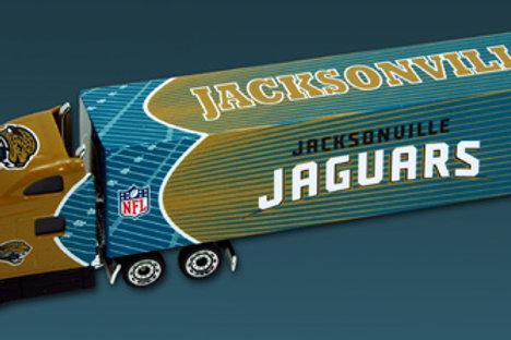 2010 Jacksonville Jaguars Tractor Trailer