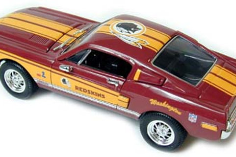 2003 Washington Redskins Shelby GT500KR