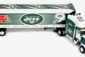2004 New York Jets Tractor Trailer