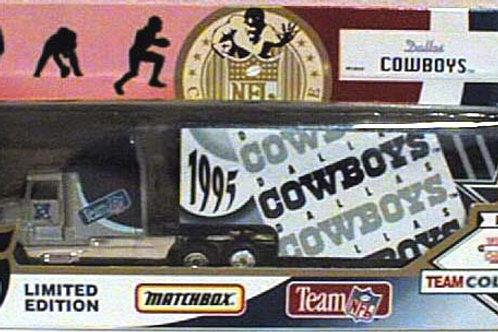 1995 Dallas Cowboys Tractor Trailer