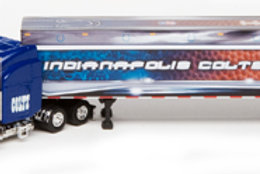 2007 Indianapolis Colts Tractor Trailer