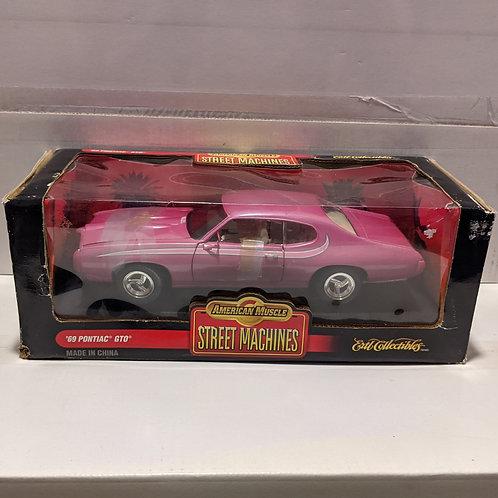 1969 Pontiac GTO (pink)