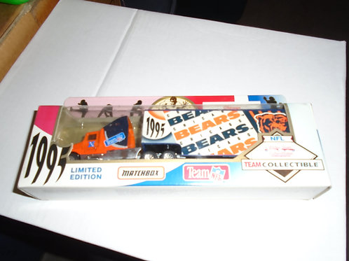 1995 Chicago Bears Tractor Trailer
