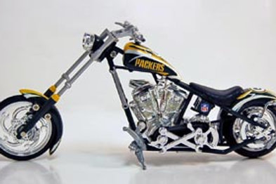 2007 Green Bay Packers OCC Chopper