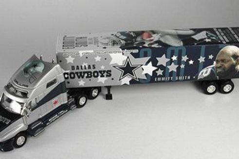 "2002 Dallas Cowboys ""Superstars"" Emmitt Smith Tractor Trailer"