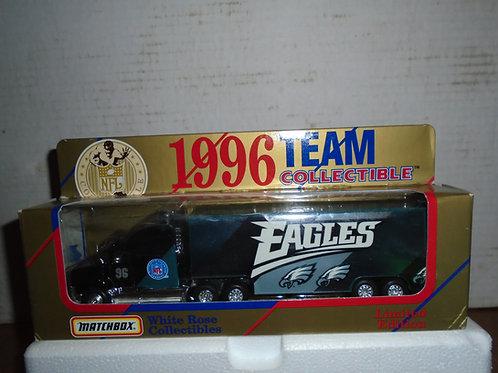 1996 Philadelphia Eagles Tractor Trailer