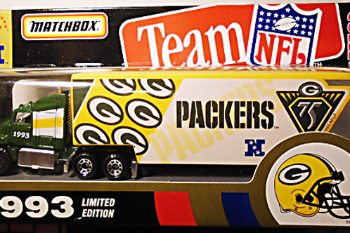 1993 Green Bay Packers Tractor Trailer