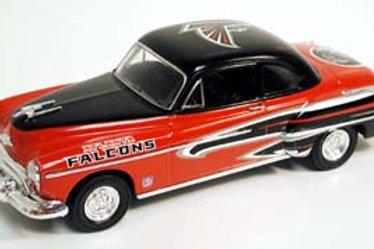 2005 Atlanta Falcons 1950 Oldsmobile Rocket