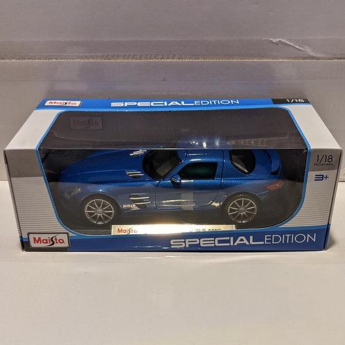 Mercedes-Benz SLS AMG (blue)