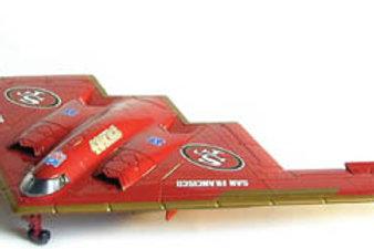 2003 San Francisco 49ers B2 Stealth Bomber